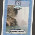 Maid of the Mist Postcard Niagara Falls, Canada Sight Seeing Tour Boat
