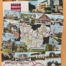 Postcards Cote D'Azur, Evreux, La Fere, Monaco, France, Street Scenes, Countryside
