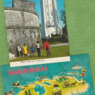 NASSAU BAHAMAS POSTCARDS Fort Fincastle Water Tower