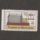 U.S. Stamp PROGRESS IN ELECTRONICS Single