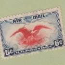 Air Mail Eagle Postage Stamp Scott #C23