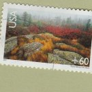 Air Mail Postage Stamp 2001 Acadia National Park F-VF