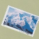 Air Mail Postage Stamp 2001 Mt. McKinley F-VF