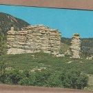 Cathedral Rocks Vintage Postcard, Colorado Springs, Colorado, Scenic