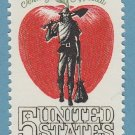 Johnny Appleseed Folklore U.S. Postage Stamp
