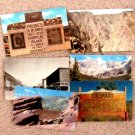 11 Scenic Colorado Postcards Waterfalls, Red Rocks, Black Canyon, Loveland Pass