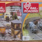 O Gauge Railroading Magazines Two Issues Model Trains