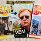 CSI Miami Lot of 3 Comic Books Magazine Feb/Mar 2009 TV Show Series