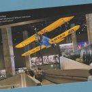 NMAACP Advertising Postcard, U..S. Army Biplane, Aviation, Smithsonian