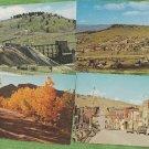 Cripple Creek Colorado Postcards Scenic Lot of 4 Chrome