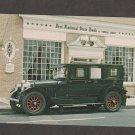 1920 Mercer Limousine Passenger Car Automobile Post Card