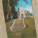 ST. PAUL'S CHURCH MALACCA Photo Postcard Malaysia