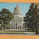 California State Capitol Postcard Sacramento