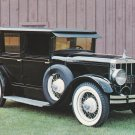 1928 Franklin Postcard Classic Car Henry Ford Museum Automobile