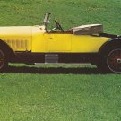 1923 Stutz Bearcat Speedster Postcard Classic Car Henry Ford Museum Vintage Auto