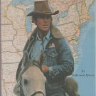 Wind Drinker PB Book Jefferson Spivey Arabian Horse Travel Signed By Author