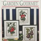 GARDEN GOURMET Rain Drop Designs Stoney Creek Collection Counted Stitch Booklet