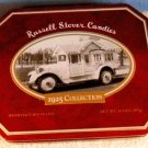 Russell Stover Candies Metal Tin Box 1925 Collection, Bungalow Truck, Home Decor