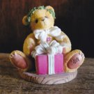 Cherished Teddies Figurine Holiday Margy 1998 Enesco