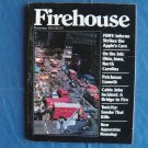 Firehouse Magazine Issue November 1983 Fire Apparatus New York City Inferno