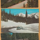 Continental Divide MONARCH PASS Colorado Rocky Mountains Postcards