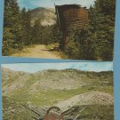 Alpine Tunnel Water Tower Postcards Scenic Historical Colorado