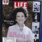 LIFE MAGAZINE Rose Kennedy March 1995