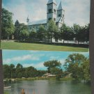 Viborg Denmark Postcards Domkirke Church
