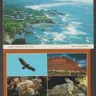 Oregon Glossy Postcards Mt. Hood High Desert Cascades