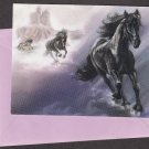 Leanin' Tree Beautiful Horse Birthday Card