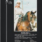 Arabian Horse Ads Mustafage Gladys Brown Edwards Poster