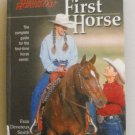 FIRST HORSE A Western Horseman Book Paperback Riding