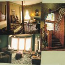 """""""Unskinkable"""" Molly Brown House Museum Mansion Interior Views Postcards"""