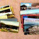 U.S. Scenic Views Postcards Large Lot Vintage Mixed Assortment