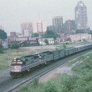 Amtrak Silver Star Passenger Train Railroad Postcard