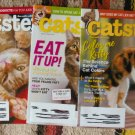Catster Magazine Three Issues Feline Jan - May 2018
