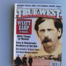 TRUE WEST MAGAZINE Western History April 2014 Wyatt Earp