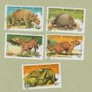 CAMBODIA 1994 Postage Stamps PREHISTORIC ANIMALS/DINOSAURS COMPLETE SET