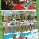 Canada Postcards Lot of 3 Empress Hotel Craigdarroch Castle