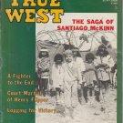 TRUE WEST MAGAZINE Lot of 2 Vintage Issues Western History Gunslingers
