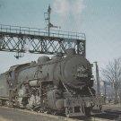 Lehigh Valley Railroad Steam Locomotive #425 Postcard