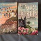 Nora Roberts PB Books Romance Novels Fiction Best-Selling Author