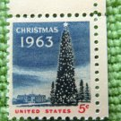 Christmas U.S. MT Postage Stamp Scott 1240 National Tree