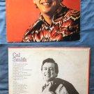 Cal Smith LP Vinyl Record Album Country Music Songs