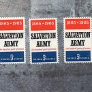 Salvation Army U.S. Postage Stamps Commemoratives 5c Scott 1267