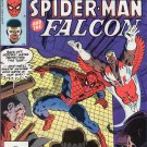 Spider Man & The Falcon, Marvel Team-Up, Comic Book, Magazine, Stan Lee
