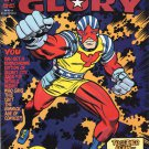 CAPTAIN GLORY, Topps Comic Book, Magazine, Collectible 1993