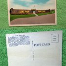Fort Weare Game Park, Pigeon Forge, Gatlinburg, Tennessee Vtg Postcard