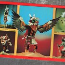 Hopi Kachina Dolls Unused, Collectible, Postcard, Native American Indian Art