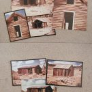 Oro City Mining Ghost Town Full Color Photographs Assortment